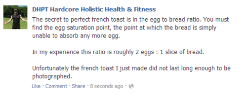 How to French Toast