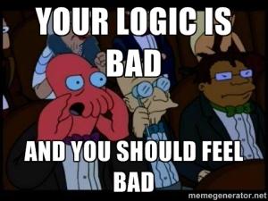 Zoidberg Logic