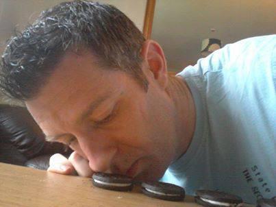 Snorting Oreos