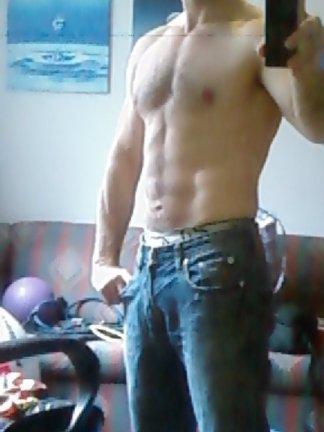 """Age 36. BMI 25. """"Shit diet""""."""